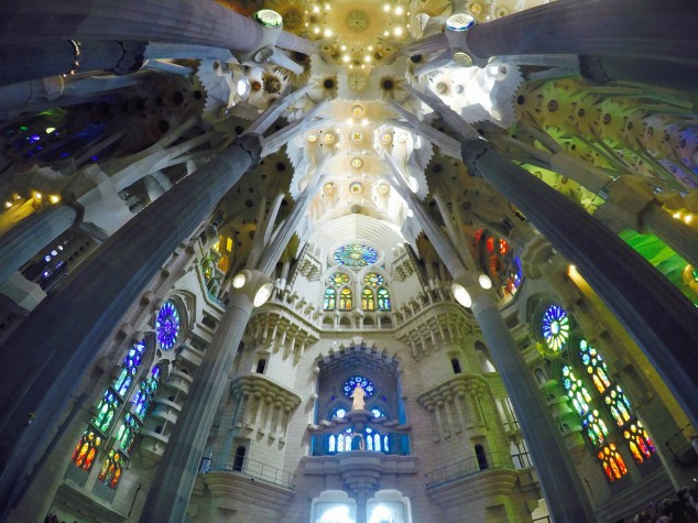 Things to Do in Barcelona. Sagarda Familia