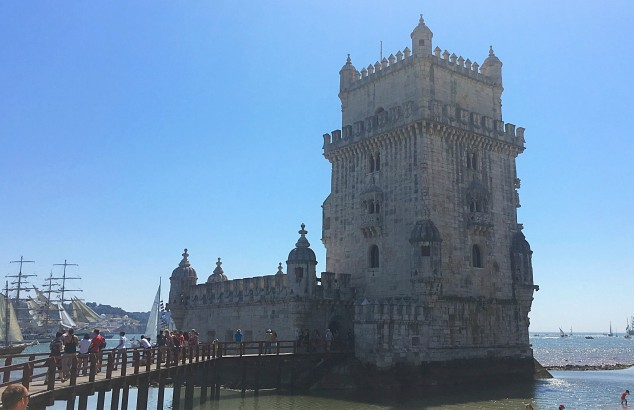 Things to Do in Lisbon Belem Tower .jpg